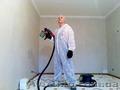 Покраска потолков,  стен,  обоев водоэмульсионной краской,  услуги маляра