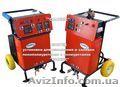Оборудование для напыления и заливки ППУ,  Пенополиуретан