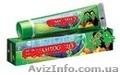 аюрведическая гелевая зубная паста 100% из трав Намбуд