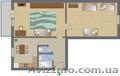 Посуточно 2 ком квартира возле метро Дарница Дарницкий Бульвар  - Изображение #8, Объявление #976571