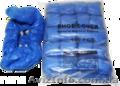 Бахилы п/э (покрытие для обуви) 50 пар/упак