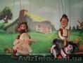 Детский праздник и день рождения с театром кукол