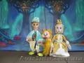 Детские кукольные спектакли в Киеве