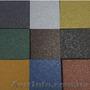 Резиновая плитка для детских площадок,  резиновое покрытие