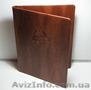 Папки меню, изготовление из кожи, кожзама, ламинированного картона (Киев)    - Изображение #10, Объявление #650398
