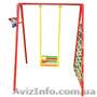 Качели с игровыми элементами детские Dolli-1 - Изображение #2, Объявление #1398297