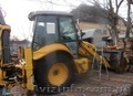 Продаем колесный экскаватор-погрузчик New Holland LB110B-4PT, 2007 г.в - Изображение #3, Объявление #1390872