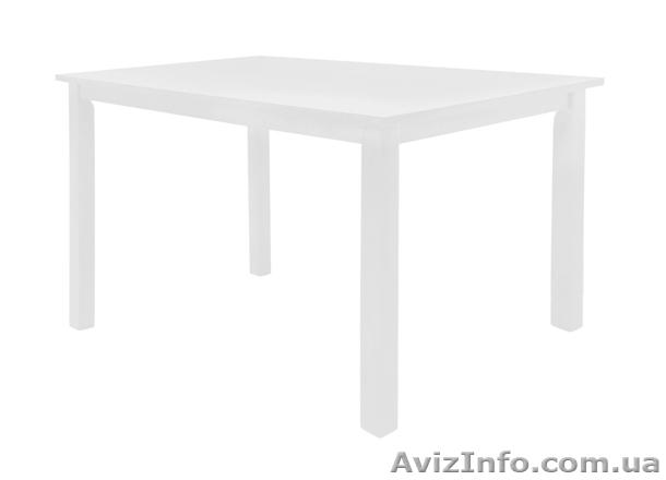 стол твистер белый 1100 х 700 х 750