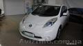 ЭЛЕКТРОМОБИЛЬ Nissan Leaf! 5 лет гарантии на Nissan Leaf от ELMOB