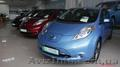 Электромобиль,  5 лет гарантии на Nissan Leaf от Elmob.