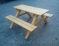 """Набор """"Домик + столик с лавочками НИЛЬСОН"""" - Изображение #2, Объявление #1422339"""