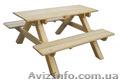 """Набор """"Домик + столик с лавочками НИЛЬСОН"""" - Изображение #4, Объявление #1422339"""