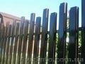 Евроштакетник металлический на забор. Производитель. - Изображение #5, Объявление #1403103