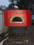 Печь для пиццы на дровах,  подержанная.