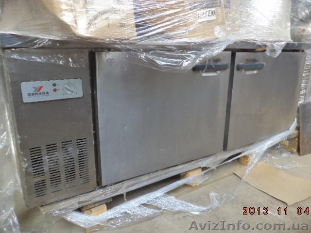 Столы холодильные, б/у в ассортименте, в хорошем состоянии., Объявление #1451078