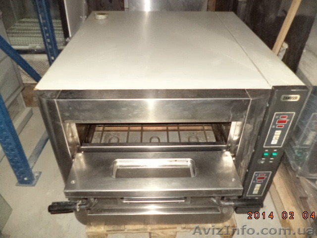 Продам Печь для пиццы, б/у в рабочем состоянии., Объявление #1451082