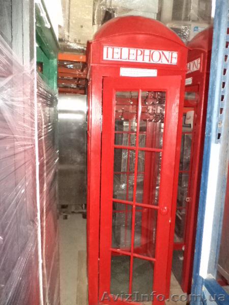Телефонная будка, б у в хорошем состоянии., Объявление #1459439