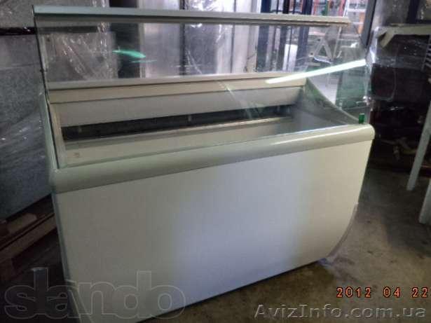 . Витрина для мороженого, б у в рабочем состоянии., Объявление #1459446