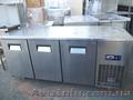 Столы холодильные, б/у в ассортименте, в хорошем состоянии. - Изображение #3, Объявление #1451078