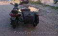 Мотоцикл МТ10-36 с коляской 5литров/100км!