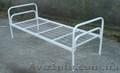 Ліжко металеве, ліжка двоярусні, металеві ліжка, фото ліжка - Изображение #2, Объявление #1471030