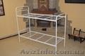 Кровати металлические, кровать двухъярусная, металлическая кровать недорого - Изображение #2, Объявление #1469989