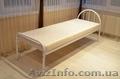 Ліжко металеве, ліжка двоярусні, металеві ліжка, фото ліжка - Изображение #6, Объявление #1471030