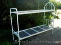 Кровати металлические, кровать двухъярусная, металлическая кровать недорого - Изображение #9, Объявление #1469989