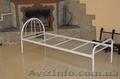 Кровати металлические, кровать двухъярусная, металлическая кровать недорого - Изображение #5, Объявление #1469989