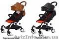 Компактная коляска YOYA для детей,  полная комплектация.