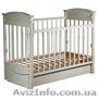 Кроватка Laska-M Наполеон Vip с ящиком - Изображение #2, Объявление #1485046