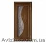 Двери из древесины от производителя.