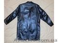 Кожаная куртка мужской френч - Изображение #2, Объявление #1496757