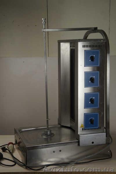 в продаже Аппарат для приготовления шаурмы  б у в рабочем состоянии, Объявление #1510250