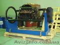 Cтенд Р770Е стапель для ремонта двигателя ротационный электромеханическим привод - Изображение #3, Объявление #1503726
