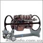 Стапель ремонта двигателя ротационный RAV R15 c электроприводом г/п 2т для грузо