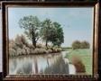 """Картина """"Берег реки"""", Объявление #1520052"""
