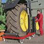 Wheel DollyТележка для транспортировки шин грузового транспорта  г/п 1500 кг