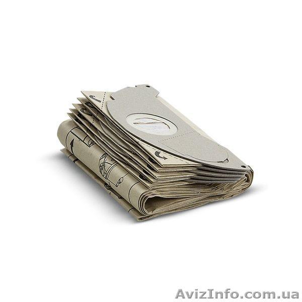 Фильтр-мешки для пылесосов Karcher в ассортименте , Объявление #1523431