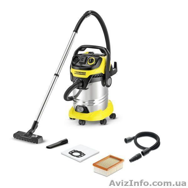 Пылесос сухой и влажной уборки WD 6 P Premium , Объявление #1523416