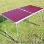Комплект мебели для пикника WELFULL-FTS1-4, раскладной столик +4 стула - Изображение #4, Объявление #1422592