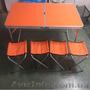 Раскладная мебель для пикника WELFULL, стол и стулья для пикника, Объявление #1422601