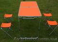 Раскладная мебель для пикника WELFULL, стол и стулья для пикника - Изображение #3, Объявление #1422601