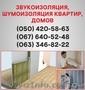 Шумоизоляция Борисполь. Шумоизоляция цена по Борисполю., Объявление #1536508