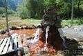 Воды Свалявы Оленёво гидрокарбонат. натриевые,  углекислые минеральные воды.