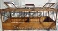 Клетка для транспортировки голубей и д.р.птиц.