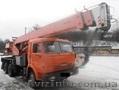 Продаем автокран Ульяновец МКТ-25.1, 25 тонн, КАМАЗ 53215, 2006 г.в. - Изображение #2, Объявление #1542902