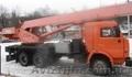Продаем автокран Ульяновец МКТ-25.1, 25 тонн, КАМАЗ 53215, 2006 г.в. - Изображение #3, Объявление #1542902