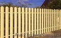 Евроштакетный Забор