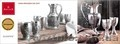 Мини-кружки Артина олово для крепких напитков